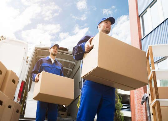 Moving Labor Services in Clearwater FL - Stars and Stripes Movers